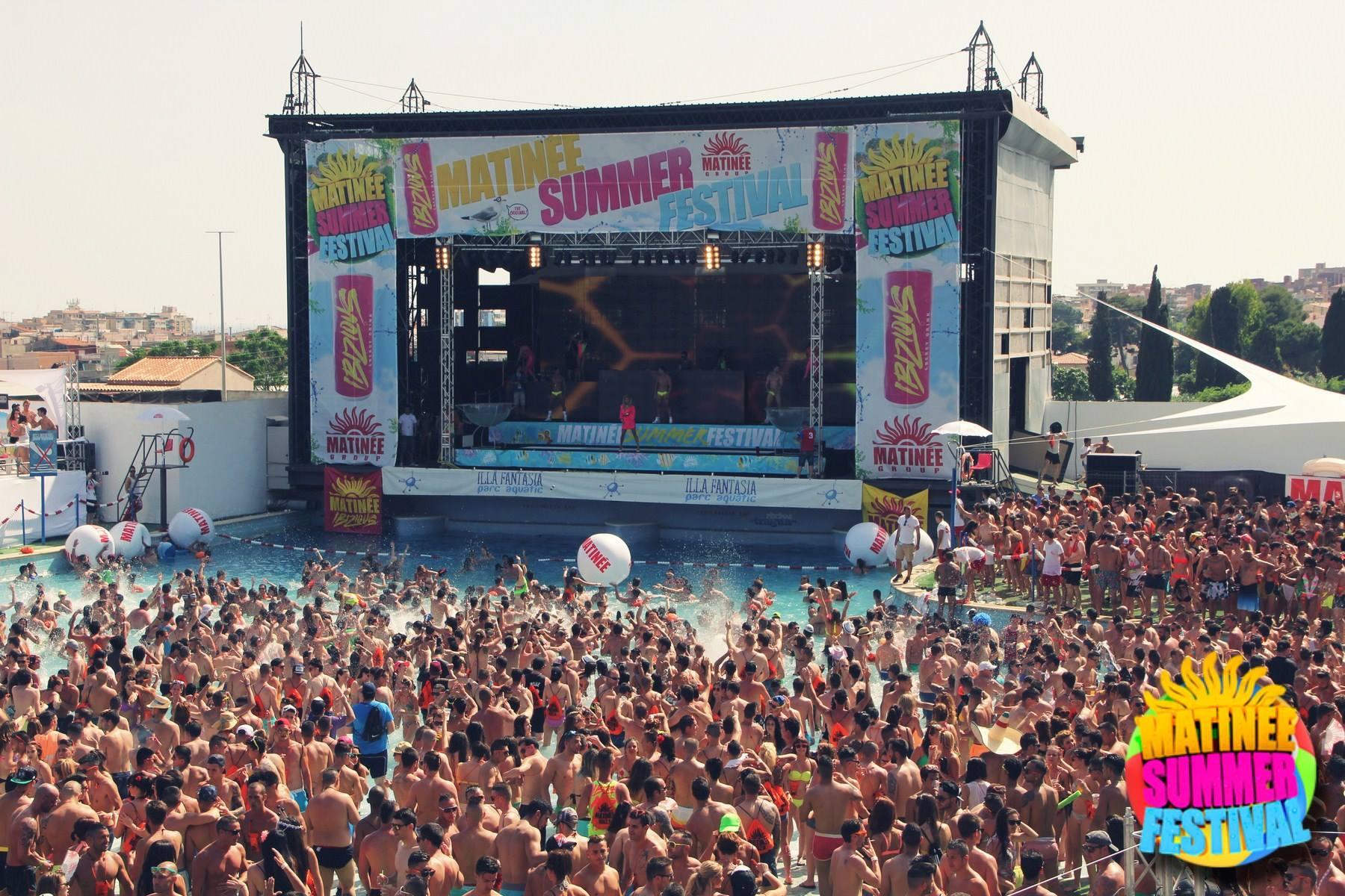 matinee summer festival madridedm