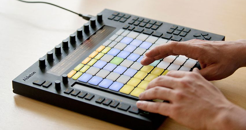 how to make edm in ableton live 9